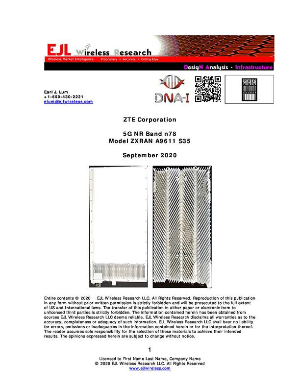DNAI-ZTE-A9611-S35-Report-Cover
